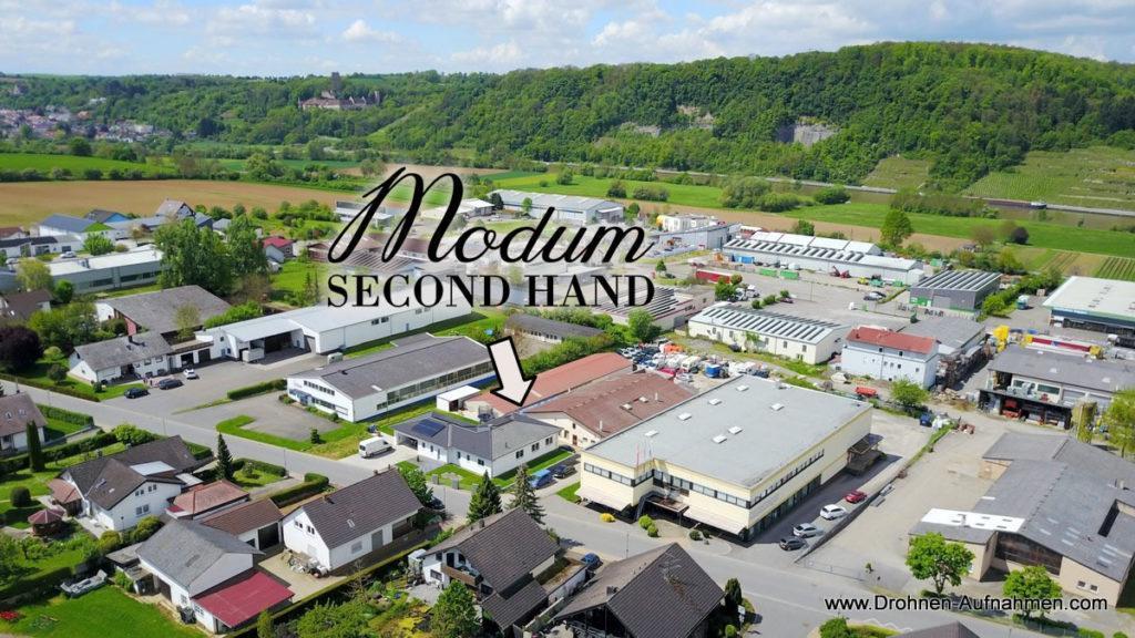 reputable site faad3 6268a Second Hand Shop in Salzgrund (Heilbronn) – MODUM ...